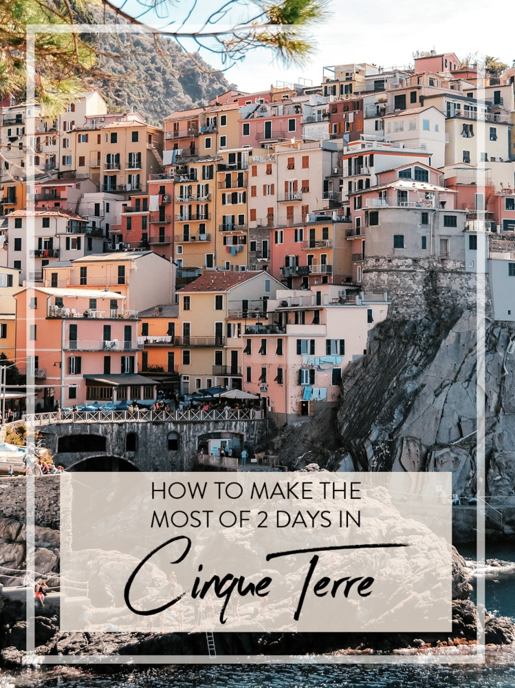 Two days in Cinque Terre, Italy - Pinterest